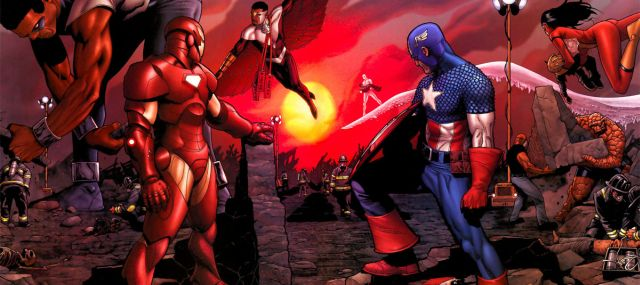 10 Moments We Want To See In Captain America: Civil War
