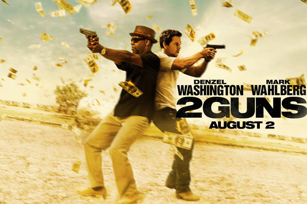 The Trailer for 2 Guns, Starring Denzel Washington and ...