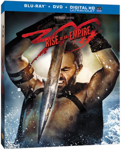 300: Rise of an Empire Hits Blu-ray, DVD and Digital HD on June 24