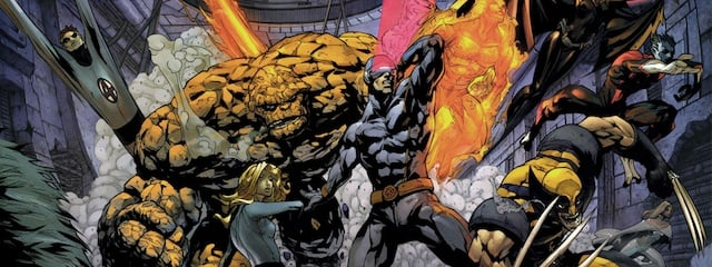Fox Dates The Fantastic Four 2, a Wolverine sequel and a Mystery Marvel Project!