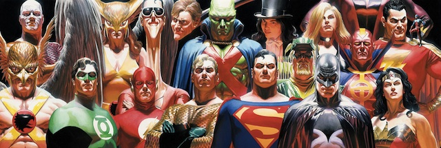 Wonder Woman, Shazam and Green Lantern/Flash Team-Up Projects Rumored!