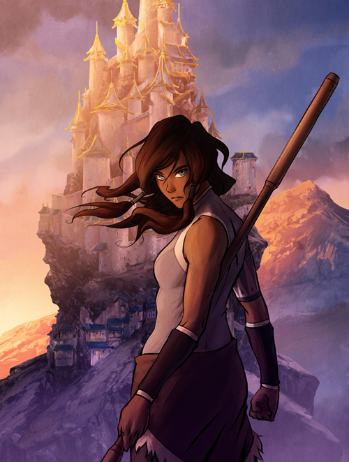 The Legend of Korra: Book 3 to Premiere Next Friday