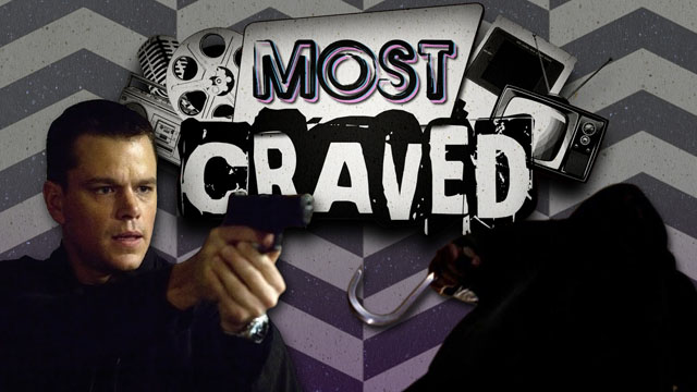 Matt Damon is Bourne Again and Reboots, Reboots, Reboots on This Week's Most Craved!