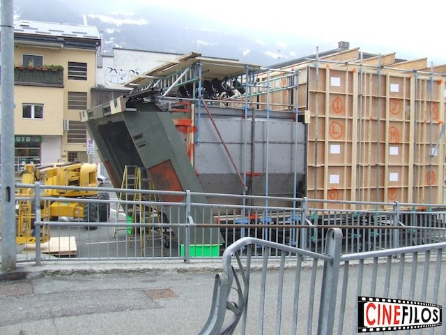 New Photos from the Italian Set of Avengers: Age of Ultron