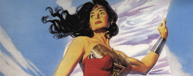 The CW is No Longer Developing the Wonder Woman Series Amazon