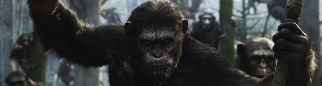 20th Century Fox Previews 20 Minutes of Dawn of the Planet of the Apes
