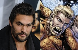 Is Jason Momoa Aquaman in Zack Snyder's Justice League?