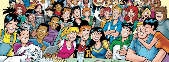 Archie Series Riverdale Heads to The CW