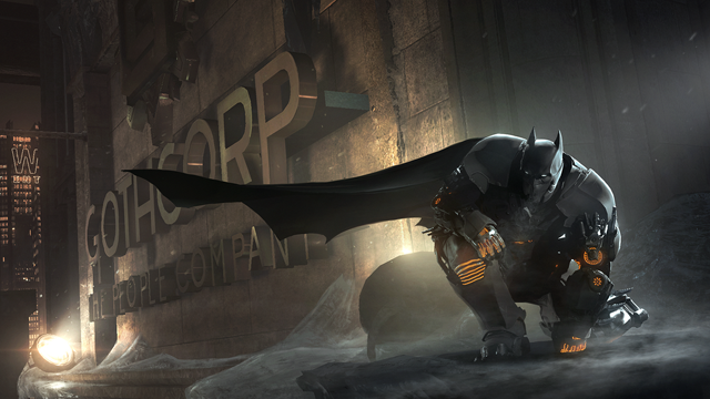 Check Out a Still from Batman: Arkham Origins' Cold, Cold Heart