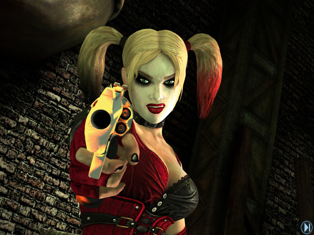 Games: Free Harley Quinn Update for Batman: Arkham City ...