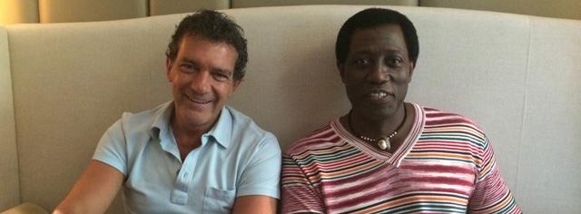 The Expendables 3: Antonio Banderas and Wesley Snipes on Joining the Gang