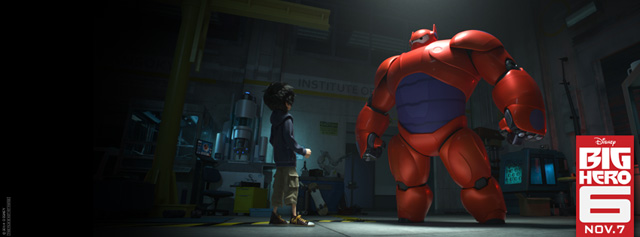 Disney Announces the Voice Cast for Big Hero 6