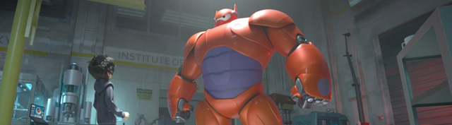 New Images From Disney's Adaptation of Marvel's Big Hero 6