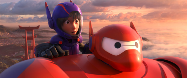 Big Hero 6 Becomes Highest Grossing Animated Film of 2014