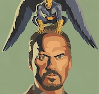 Michael Keaton is a Former Superhero Star in the Birdman Trailer