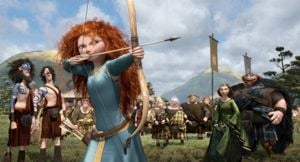 bravebop Box Office: Brave Becomes Disney•Pixars 13th #1 Movie