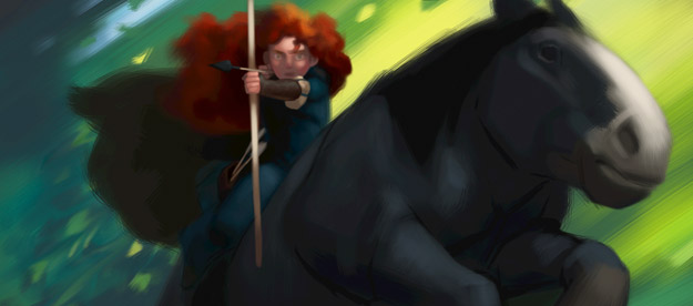 disney pixar brave trailer. for Disney•Pixar#39;s Brave