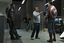 Chris Evans on Captain America: The Winter Soldier, New Photos Released