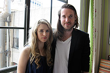 cahillmarlinganotherearth1 Exclusive: Another Earth s Mike Cahill & Brit Marling