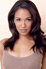 Candice Patton Cast as Iris West in The CW's The Flash