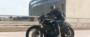 Captain America: The Winter Soldier's Rakes in $37 Million Opening Day