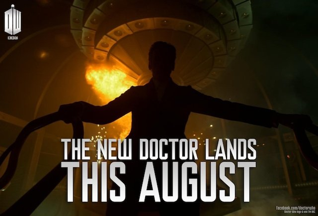 A New Doctor Who Teaser Promises August Return