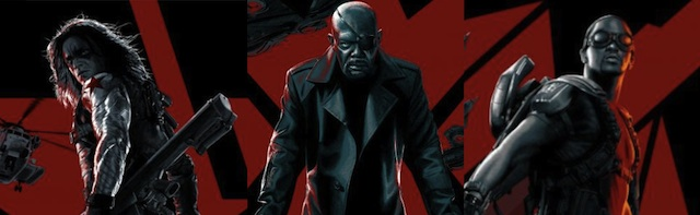 Video: Jackson, Mackie and Stan Talk Captain America: The Winter Soldier