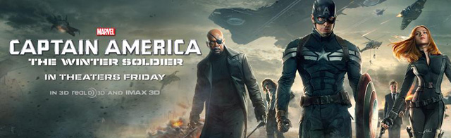 Captain America: The Winter Soldier Grosses $10.2 Million from Thursday Previews