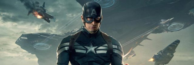 Promo for Captain America: The Winter Soldier Blu-ray Debuts