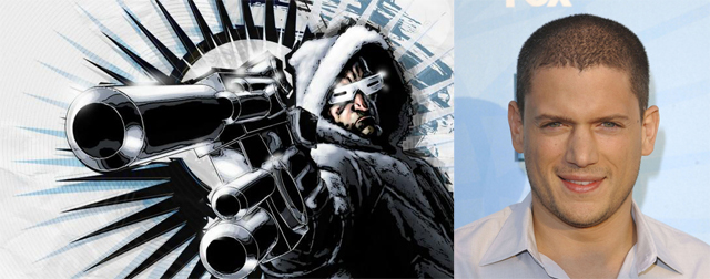 Wenworth Miller to Menace The Flash as Captain Cold