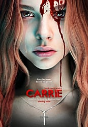 carrie fan poster2 Exclusive: Chloe Moretz Offers a Carrie Update