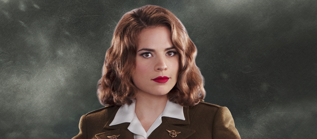 Hayley Atwell Confirms Agent Carter for an Eight-Episode Run