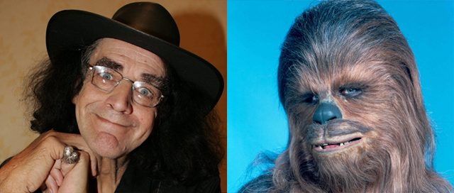 Star Wars: Episode VII Sets Peter Mayhew as Chewbacca!