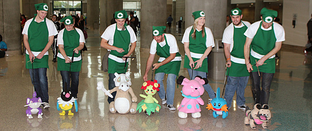 200 Cosplay Photos from Stan Lee's Comikaze Expo 2014!