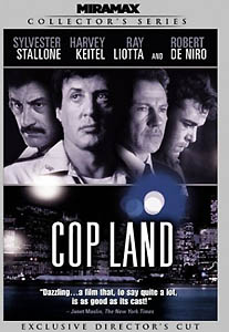 a movie review on cop land directed by james mangold In 1997, james mangold directed and wrote cop land, the acclaimed police corruption movie that was also notable for an impressive performance by a bloated sylvester.