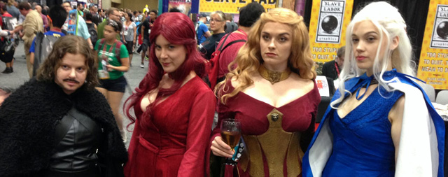 Comic-Con: Cosplay Photos from the San Diego Convention!