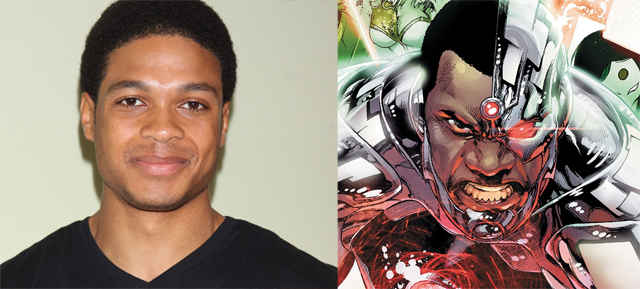 Batman vs. Superman Adds Ray Fisher as Cyborg