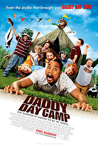 I Actually Saw Daddy Day Camp...