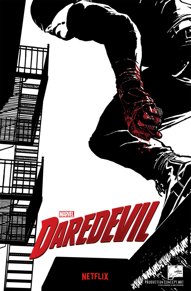 NYCC: Marvel Television and Netflix's Daredevil Panel