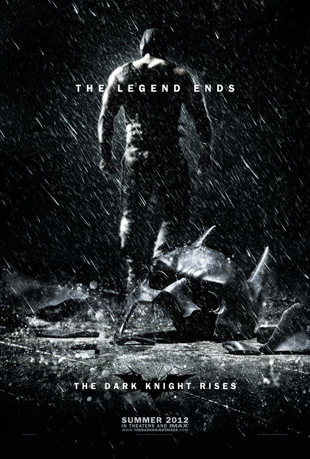 dark knight rises legend en A New The Dark Knight Rises Teaser One Sheet Revealed!