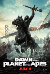 Dawn of the Planet of the Apes Takes in $4.1 Million from Thursday Previews