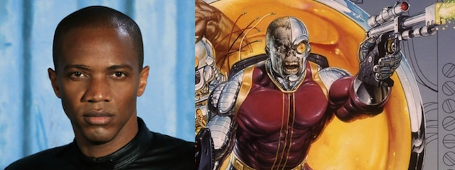 Marvel's Agents of S.H.I.E.L.D. Makes Deathlok Plans!