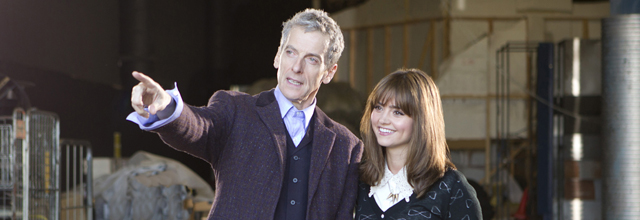 Head Into the Dalek with New Doctor Who Images and Video
