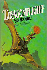 Anne McCaffrey's Dragonriders of Pern Heads to the Big Screen!