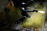 dredd small Take a Sneak Peak at the First Footage From Dredd