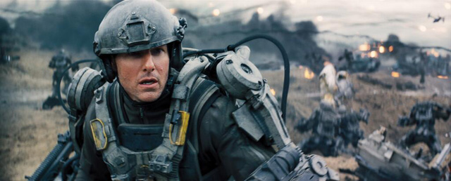 Teaser for the New Edge of Tomorrow Trailer
