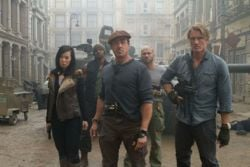 expendables2bop1 Box Office: The Expendables 2 on Top with $28.7 Million