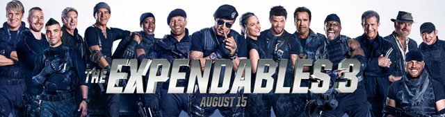 Go Behind-the-Scenes of The Expendables 3 in New Featurette