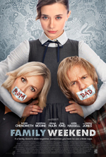 family weekend Check Out the Trailer For Family Weekend , Starring Kristin Chenoweth