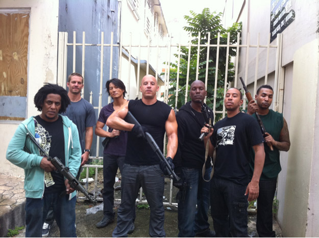 fast five cast. Photos of the Fast Five Cast